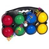 Детский набор для игры Петанк, пластик, 8 шт.