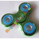 "Спиннер ""Металлический свет"" игрушка-антистресс Fidget Hand Spinner"