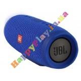 Колонка JBL Charge3 беcпроводная портативная