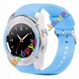 Умные часы Smart watch V8 спорт классик marine