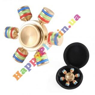 Спиннер игрушка-антистресс Fidget Hand Spinner Радуга с доставкой вся Украина