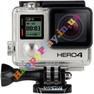 GoPRO HERO 4 Black Экшн Камера с доставкой г. Киев, Львов, Одесса, Николаев, Херсон, Харьков, Полтава, Днепропетровск