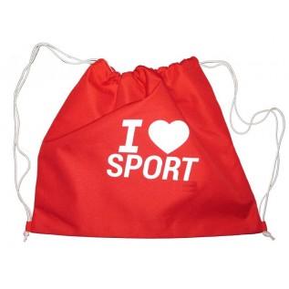 Рюкзак-сумка, красный с доставкой вся Украина