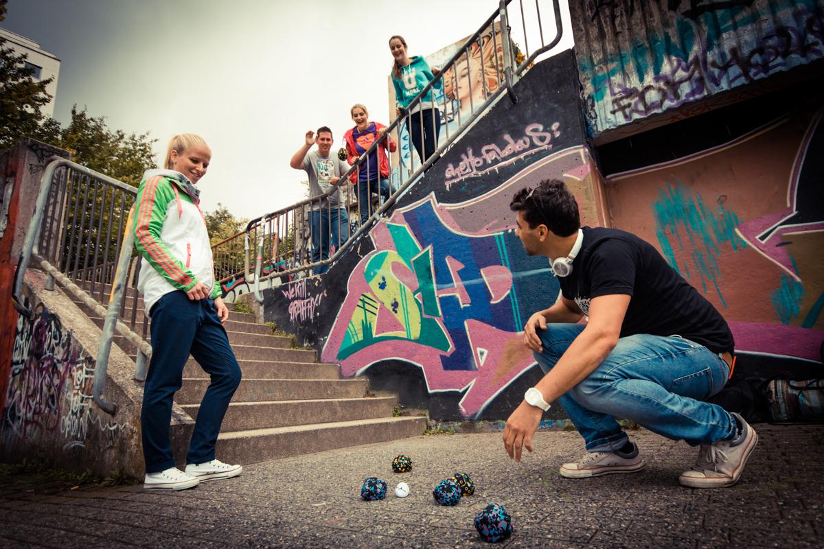 Crossboссia - одна из самых популярных игр в Европе и особенно в Германии!