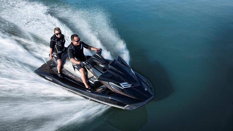 Купить Гидроцикл Ямаха (Yamaha) FX Cruiser SVHO по доступной цене с доставкой вся Украина, Киев, Николаев, Херсон, Львов, Днепропетровск